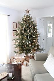 Coordinately Yours, by Julie Blanner | Entertaining & Design Blog that Celebrates Life: Our Christmas Decor