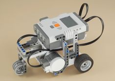 Basic and simple robot. Attachments are easy to add from here. Very functional for any task or mission.