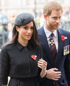 Tradition dictates that royal men receive a title on the morning of their wedding – with H... #meghanmarkle #princeharry