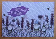 Craftwork Cards: Potting Shed ll