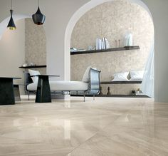 Sortiment | Hoganes Furniture, Room, Living Room Collections, Home, Tile Floor, Places, Flooring, Contemporary Rug, Mirror