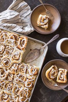 How to make the best Sheet Pan Cinnamon Rolls with step by step pictures. You and your family will adore these, just like we do! Cinnamon Pull Apart Bread, Cinnamon Roll Icing, Cinnamon Cake, Cinnamon Rolls, Cinnamon Muffins, Cinnamon Cookies, Cinnamon Spice, Cinnamon Desserts, Cinnamon Recipes