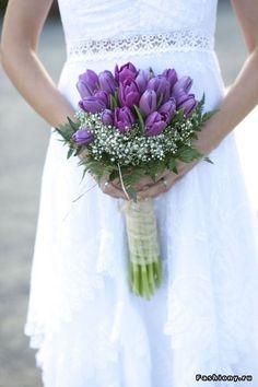 Модные идеи для букетов невесты