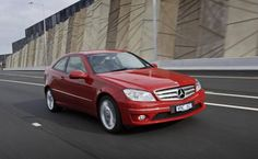 CLC-Class (CL203) Mercedes auto - http://autotras.com