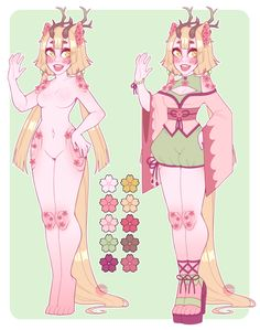 This is Cherry Blossom for you guys! Pretty Art, Cute Art, Character Concept, Character Art, Arte Peculiar, Anime Pixel Art, Drawing Anime Clothes, Cartoon Art Styles, Human Art
