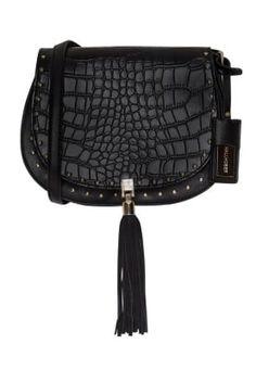 Sacs & accessoires HALLHUBER Sac bandoulière - black noir: 59,95 € chez Zalando (au 14/11/16). Livraison et retours gratuits et service client gratuit au 0800 797 34.
