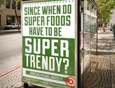 whole foods billboard - Google Search