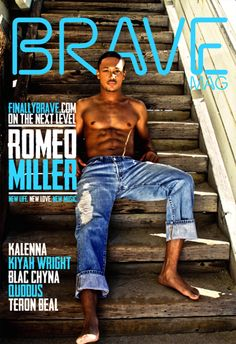 Um . . . Have y'all seen Lil Romeo lately?