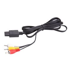 $1.40 (Buy here: https://alitems.com/g/1e8d114494ebda23ff8b16525dc3e8/?i=5&ulp=https%3A%2F%2Fwww.aliexpress.com%2Fitem%2FAV-Audio-Video-A-V-TV-Cable-Cord-for-Nintendo-64-N64-GameCube-NGC-SNES-SFC%2F32798007953.html ) AV Audio Video A/V TV Cable Cord for Nintendo 64 N64 GameCube NGC SNES SFC with 180cm Cable A#S0 for just $1.40