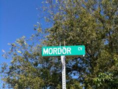 One Does Not Simply Jaywalk Across Mordor - Frodo should've just used Google Maps