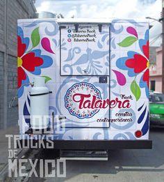PROYECTO ENTREGAD  Cliente: Talavera Truck  Adaptación de parte posterior con dos fijos y puerta con ventana. Info ventas@foodtrucksdemexico.com