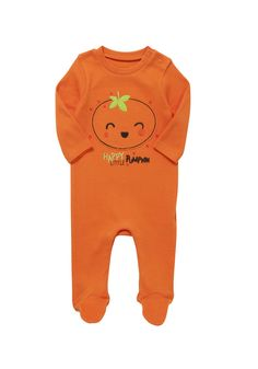 Clothing at Tesco | F&F Pumpkin All In One > all in ones > Kids' Halloween > Halloween