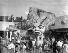 Riding high: vintage photos of Margate's Dreamland in its heyday – in pictures