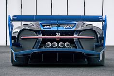 Bugatti Vision Gran Tourismo