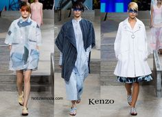 Accessori abbigliamento Kenzo primavera estate