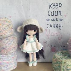 """""""@allaboutami i love love love your Lambert tote!!! #crochet #amigurumi…"""