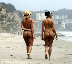 the beach women on naked
