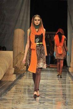 JJ Valaya. WLFW A/W 09'. Indian Couture.