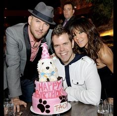 Happy Birthday Perez Hilton!  www.gimmesomesugarLV.com