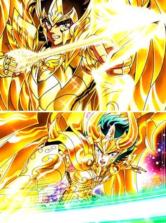 Aiolos / Shura ( Soul of Gold )