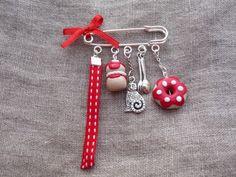 Broche  http://www.creactivites.com/accessoires-fimo/2197-broche-avec-epingle-de-surete-3-yeux-52-x-14-mm.html