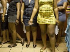 Association of prostitution does the extreme after members death in Ogun – You need to see this!