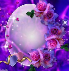 rose frame-lissy005 Marya Elena
