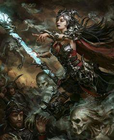 Powerful witchfraft