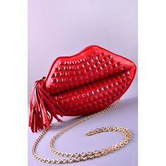 Kiss it Purse!!! Just seen at the AMA's!!!! only $59.00 - shop www.lookoftheday.com for all your fashion needs