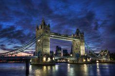 タワーブリッジ(イギリス)