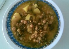 Photo Patatas Guisadas, Rabbit Food, Le Chef, Pickles, Tapas, Beans, Cooking Recipes, Vegetables, Regional