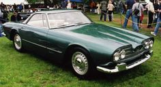 "1959 Maserati 5000 GT - ""The Shah of Persia"""