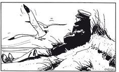 Les Celtiques. La Première Guerre mondiale fait rage au cours des années 1917 et 1918, et c'est précisément cette période que choisit Corto Maltese pour faire un long périple en Europe, qui le verra successivement passer à Venise, en Irlande, dans le sud de l'Angleterre et enfin en France, parfois tout près du coeur des combats