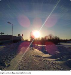 Kempele, Finland Finland, Celestial, Sunset, Outdoor, Sunsets, Outdoors, Outdoor Living, Garden