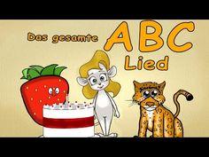 Kinderlieder zum mitsingen mit text deutsch - 25 Minuten Lern-Lieder! - YouTube