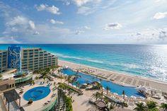 Hard Rock Hotel in #Cancun #Mexico - dream #destinationwedding resorts