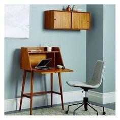 Mini desk by @westelmaus