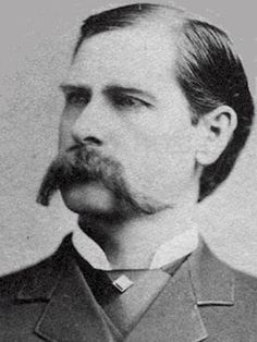 Wyatt Berry Stapp Earp (March 1848 – January was a gambler, Pima County Deputy Sheriff, and Deputy Town Marshal in Tombstone, Arizona, and took part in the Gunfight at the O. Corral during which lawmen killed three outlaw Cowboys. Josephine Earp, Old West Outlaws, Old West Photos, Rare Photos, Vintage Photographs, Antique Photos, Wyatt Earp, Doc Holliday, Into The West