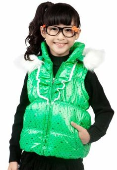 Industries Needs — Girls – Jackets & Coats- Down