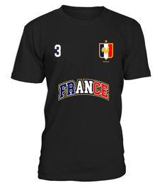 """# France Shirt Number 3 Soccer Team Sports French Flag .  Special Offer, not available in shops      Comes in a variety of styles and colours      Buy yours now before it is too late!      Secured payment via Visa / Mastercard / Amex / PayPal      How to place an order            Choose the model from the drop-down menu      Click on """"Buy it now""""      Choose the size and the quantity      Add your delivery address and bank details      And that's it!      Tags: France Soccer Team Shirt…"""