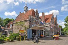 Edam (Noord-Holland) - Kaaswaag