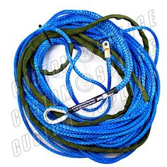 516 AmSteel Blue 125 Synthetic Winch Rope -- Want additional info? Click on the affiliate link Amazon.com on image.