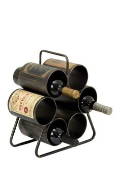 UMA | Metal Wine Rack | Sponsored by Nordstrom Rack.