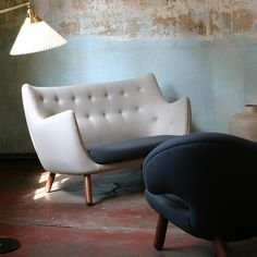 Poeten sofa by Finn Juhl: comes in lots of colour choices