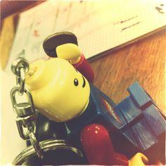 #Coffee geek Lego