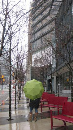 rainy , magic Vancouver 2013
