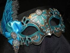 I found 'Masquerade Mask by TheCraftyChemist07 on Etsy' on Wish, check it out!