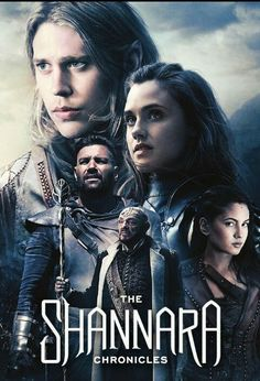 The Shannara Chronicles so freaking stoked it's finally a tv series it's so good