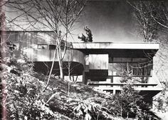 Vintage Mid Century Modern Architecture 32 Homes A O Bumgardner Arthur Erickson | eBay