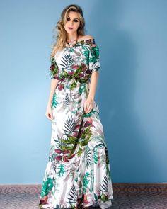 Long Dresses, Maxi Dresses, Wedding Dresses, Floral Maxi Dress, Casual Chic, White Dress, Spring Summer, Design Inspiration, Feminine